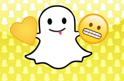 how to get rid of emojis on snapchat