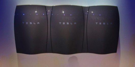 Tesla competition , Tesla battery
